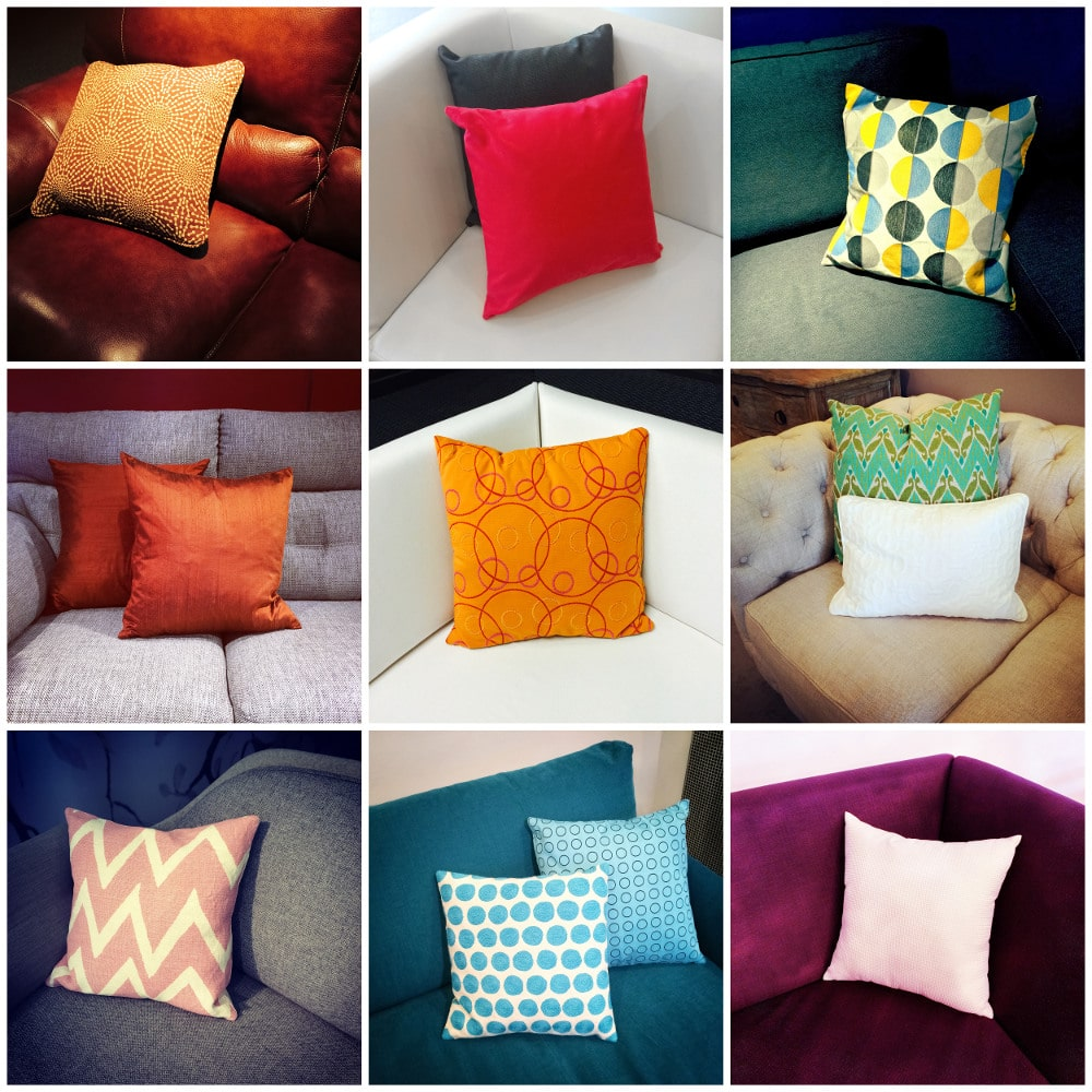 Cushion Covers cleaning in Toronto ON