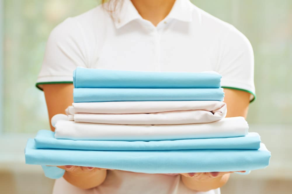 Bed Linens cleaning in Toronto ON
