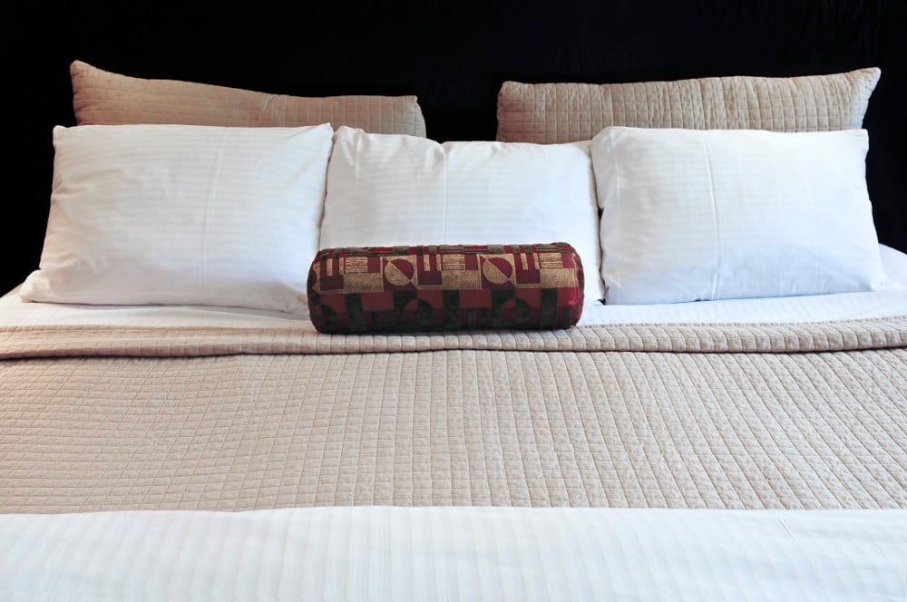 Bed linens cleaning services
